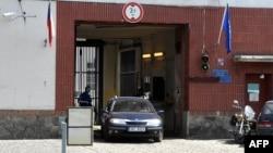 Тюрьма Панкрац в Праге, где содержится Евгений Никулин. 30 мая 2017 года.
