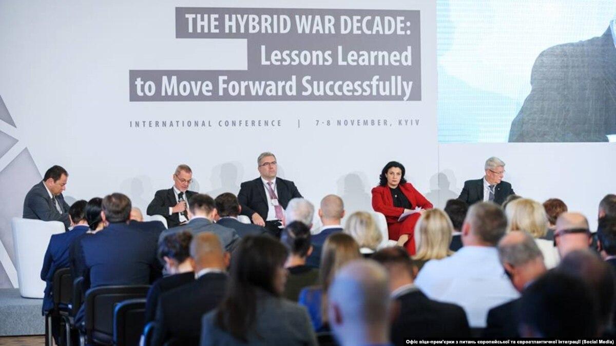 Новые технологии и методы гибридной войны – это вызов международной безопасности