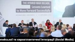 Міжнародна конференція високого рівня «Уроки гібридного десятиліття: що треба знати для успішного руху вперед»