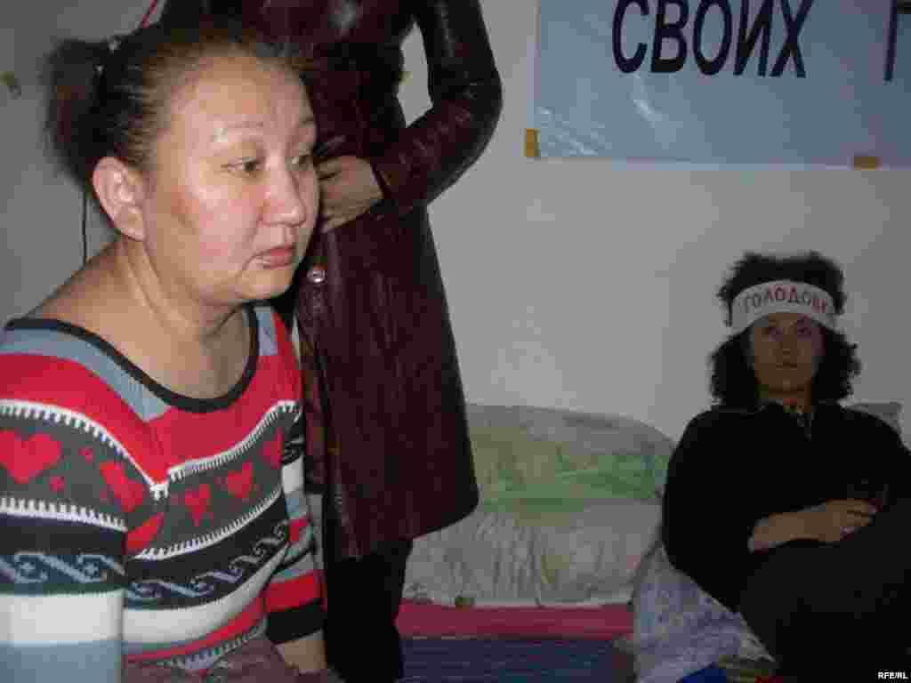 Хроника голодовки ипотечников. 4-я неделя. #10