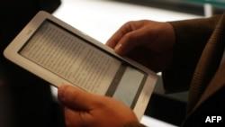 Электронные книги завоевывают все большую популярность