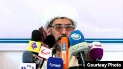 الشيخ صلاح العبيدي