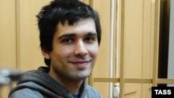 Андрей Барабанов, осужденный в России по так называемому «Болотному делу».