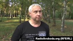 Віталій Руденко, колишній полонений