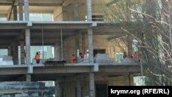 Строительство в Симферополе, 2020 год