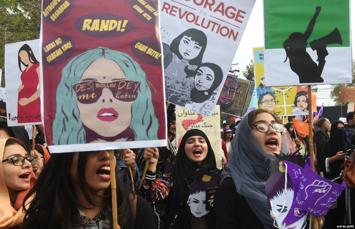 Pakistan To Create Court System Designed To Tackle Violence Against Women