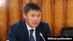 Даир Кенекеев.