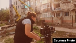 """Съемки фильма """"Мина"""""""