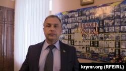 Глава Генической районной госадминистрации Александр Воробьев