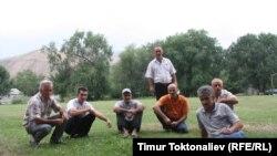 Жители села Юрьевка