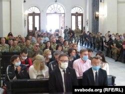 Прадстаўнікі амбасады Польшчы ва Ўкраіне