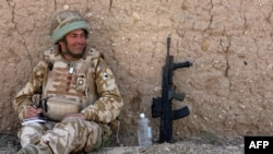 July has been the deadliest month of the war for Western forces