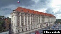 Чернінський палац у Празі, будівля МЗС Чехії