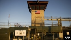 There are 155 prisoners left at the Guantanamo detention camp. (file photo)