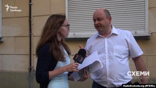 Прокурор Генпрокуратури Олександр Амплеєв
