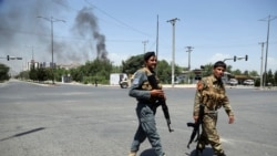 Kabul Gunbattle Rages After Bomb Blast