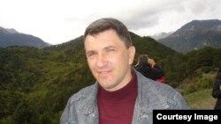 Историк Олег Бажан.