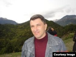 Историк Олег Бажан