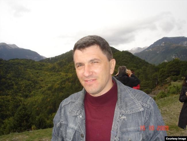 Украинский историк Олег Бажан
