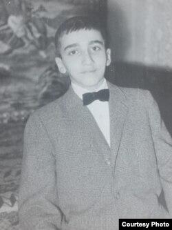 Ilham Namiq Kamal 9-cu sinifdə