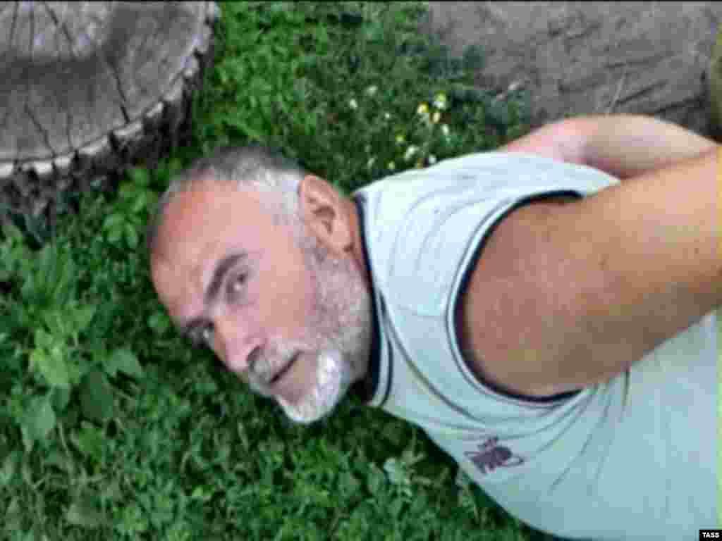 Затриманий по звинуваченню в убивстві журналіста Георгія Гонгадзе колишній співробітник МВС України Олексій Пукач, 23 липня