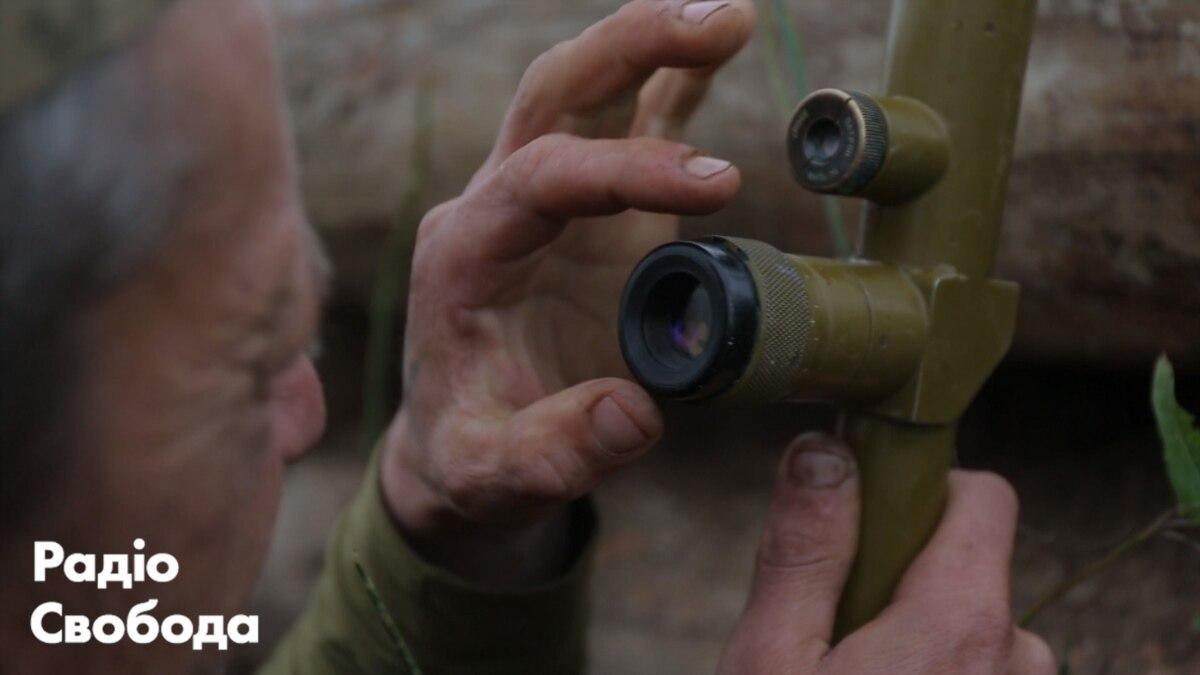 Украинские военные связывают обстрелы их позиций в Донбассе с визитом делегации Украины в Германии – видео