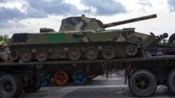 Ваша Свобода | Війна на Донбасі: нарощення озброєння