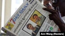 دو خبرنگار رویترز که از عوامل تهیه این گزارش بودند، در میانمار (برمه) در بازداشت به سر میبرند
