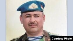Загиблий командир спецпідрозділу «Альфа» Рустам Амакієв