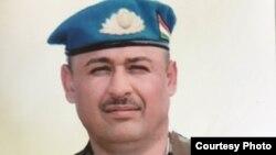 Тәжікстандағы «Альфа» арнайы бөлімшесінің басшысы, полковник Рустам Амакиев.