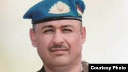 "Rustam Amakiev was a colonel in Tajikistan's ""Alfa"" special force unit. (file photo)"