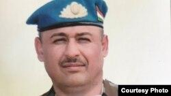Рустам Амакиев, командир группы «Альфа» комитета национальной безопасности Таджикистана.