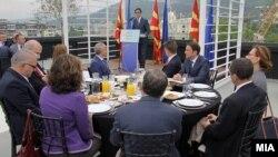 ЕУ-појадок по повод Денот на Европа