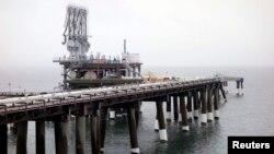 ИМА- Пойгоҳи истихроҷи газ дар аёлати Мериланд