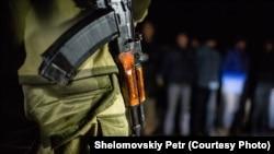 Обмен военнопленными в Донбассе