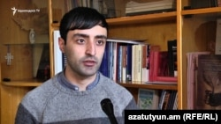 Адвокат Ара Карагёзян