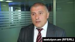 Ermənistan Dövlət Nəzarəti Xidmətirəisinin müşaviri Ashot Vanyan
