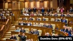 Parlamentul de la Chișinău, imagone generică