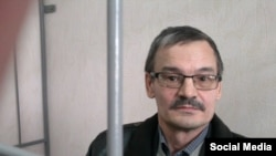 Рафіс Кашапов в суді, квітень 2015 року