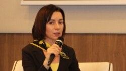 Interviu cu lidera PAS, Maia Sandu