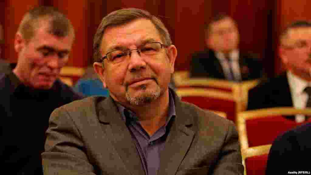 Ислам университеты ректоры Рафыйк Мөхәммәтшин