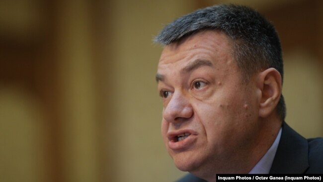 Bogdan Gheorghiu , ministrul Culturii.
