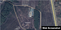 Baza 'Vagnera' na Google mapi