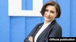 Исполнительный директор Общественного телевидения Армении Маргарита Григорян (архив)