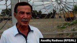 AXCP Saatlı rayon təşkilatının sədr müavini Ziyafət Hüseynli