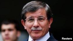 Թուրքիայի արտգործնախարար Ահմեթ Դավութօղլու, արխիվ