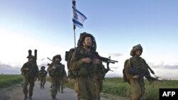 Израильские солдаты покидают сектор Газа