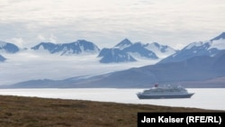 The Norwegian archipelago of Svalbard, about 850 kilometers north of mainland Norway, is seen as a potential flashpoint between Moscow and the West, as climate change has opened up the resource-rich region.