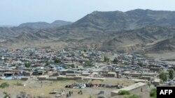 Pamje e një pjese të provincës Nangarhar në Afganistan