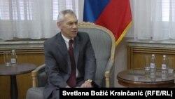 Ambasadori rus në Beograd, Aleksandar Bocan-Kharchenko. Foto nga arkivi.